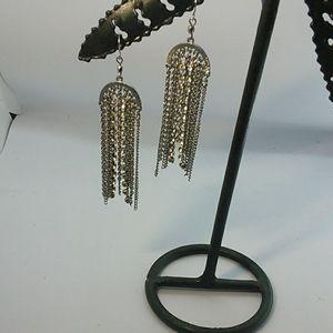 Jewelry - Chain Dangle Earrings